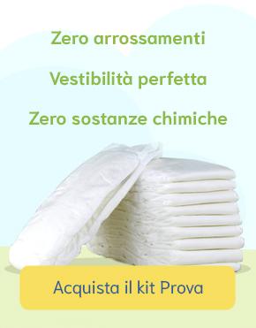 Kit prova gratuita pannolini Misskappa