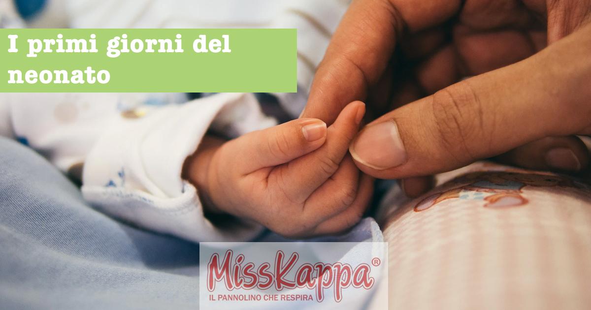 I primi 30 giorni dei neonati: tutto quello da sapere. PARTE 1