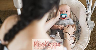 Ciuccio parte 1: i pro e i contro del succhietto nei bambini